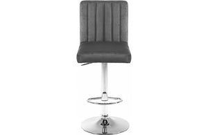 Abequa Grey Bar Stool