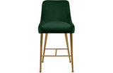 Abhainn Green Bar Stool