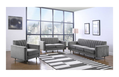 Esther Grey Sofa Set Buy 1090 In A Modern Furniture Store