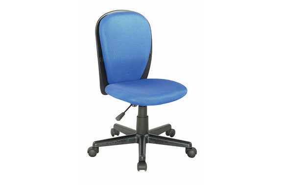 Casa Eleganza Office Chair 4245 Blue