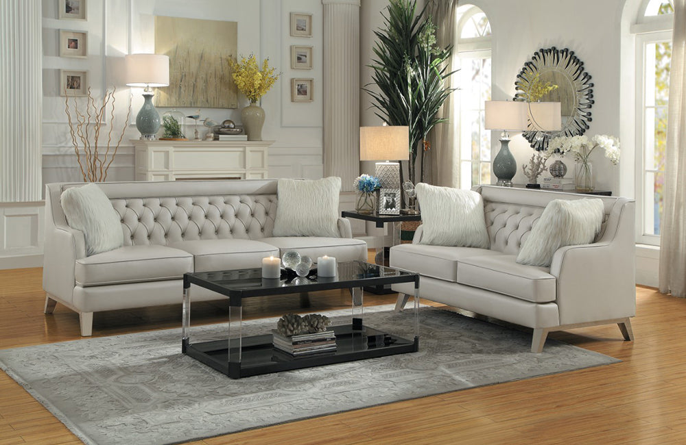 Arista Gray sofa set