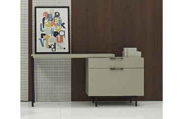 Lucille Modern Office Desk