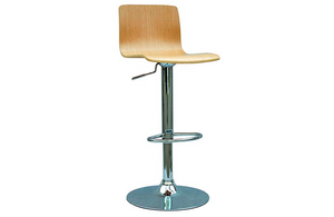 Amelia Swivel Stool Beige