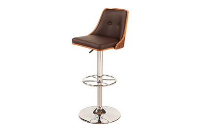 Ashley Adjustable Stool Brown Buy 159 In A Modern Furniture