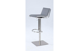 Jayden Adjustable Stool Gray