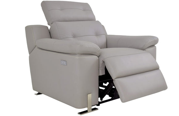 Brenta Gray Reclining Chair