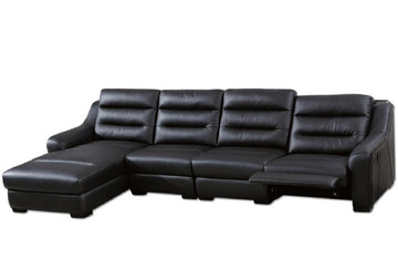 Leather Sectional Sofas - Buy in a modern furniture store ...