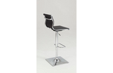 Harper Adjustable Stool Black