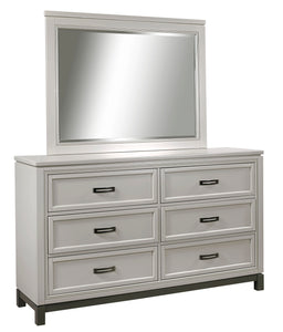 Hyde Park 6 Drawer Dresser