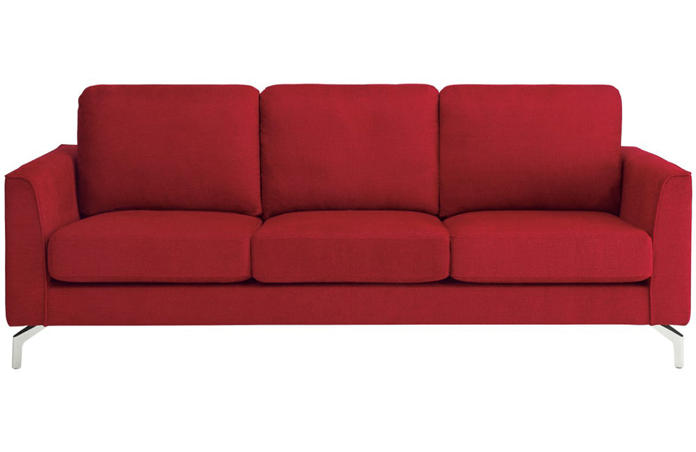 Hannah Red Sofa Set -Buy ($640) in a modern furniture store ...