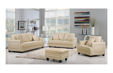Cliff Beige sofa set