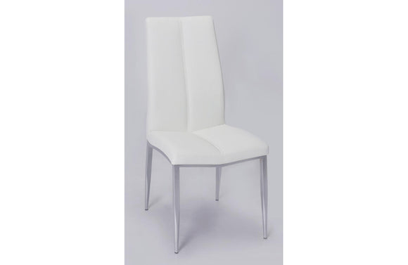 Levi Side Chair Textured White