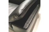 Alexandra Modern Leather Sofa