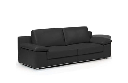Alexandra Modern Leather Sofa -Buy ($4828) in a modern furniture ...