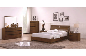 Flavian Bed Brown