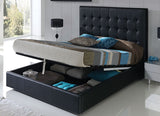 Penelope 622 Black Bedroom Set