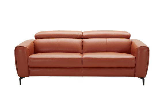 Cooper Modern Leather Sofa