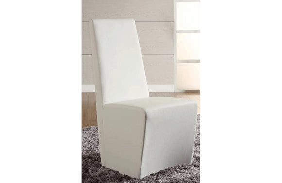 Oba Dining Chair White
