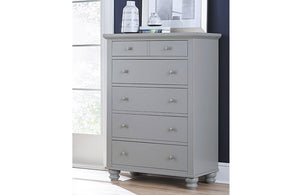 Cambridge Chest Gray