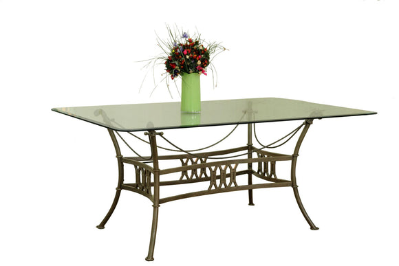 Alonza Dining Table Rectangular