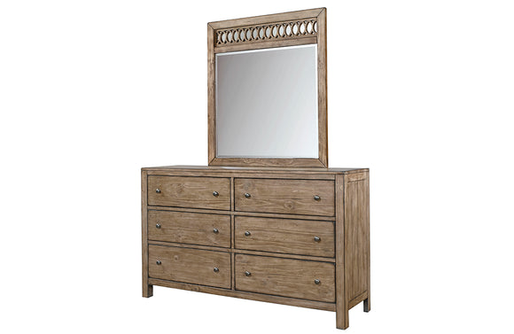 Tildon 6 Drawer Dresser