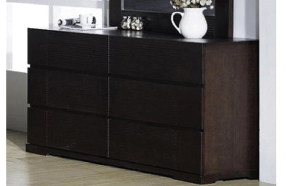 Agalia 6 Drawer Dresser