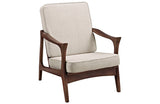 Emanuel Upholsterd Lounge Chair