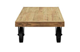 Josue Wood Coffe Table