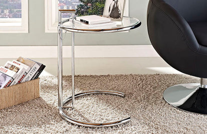 Miraculous Weston Gray Side Table In Silver Buy 129 In A Modern Home Interior And Landscaping Ologienasavecom