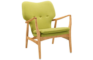 Leila Upholsterd Lounge Chair