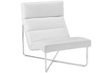 Esther Upholsterd Vinyl Lounge Chair