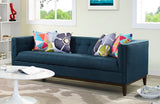 Brynn Modern Serve Upholstered Sofa