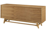 Edgar Console Table in Natural