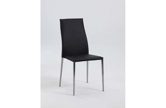 Dacey Side Chair Black