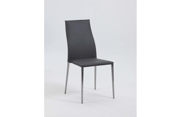 Dacey Side Chair Gray