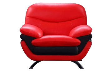 Makarios Chair Red