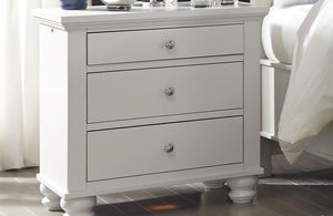 Cambridge Liv360 Nightstand Eggshell