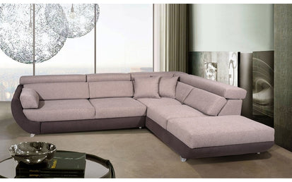 Artemis Fabric Sectional Sofa (Left Facing)-Buy ($2859) in a modern ...