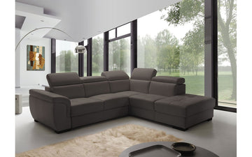 Freedom Fabric Sectional Sofa