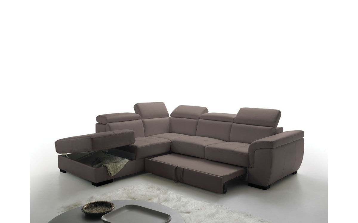 Freedom Fabric Sectional Sofa Left Facing Buy 2463 In