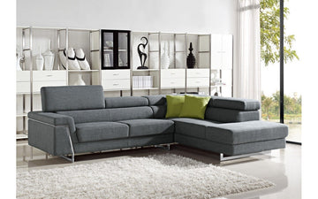 Stupendous Fabric Sectional Sofas Buy In A Modern Furniture Store Unemploymentrelief Wooden Chair Designs For Living Room Unemploymentrelieforg