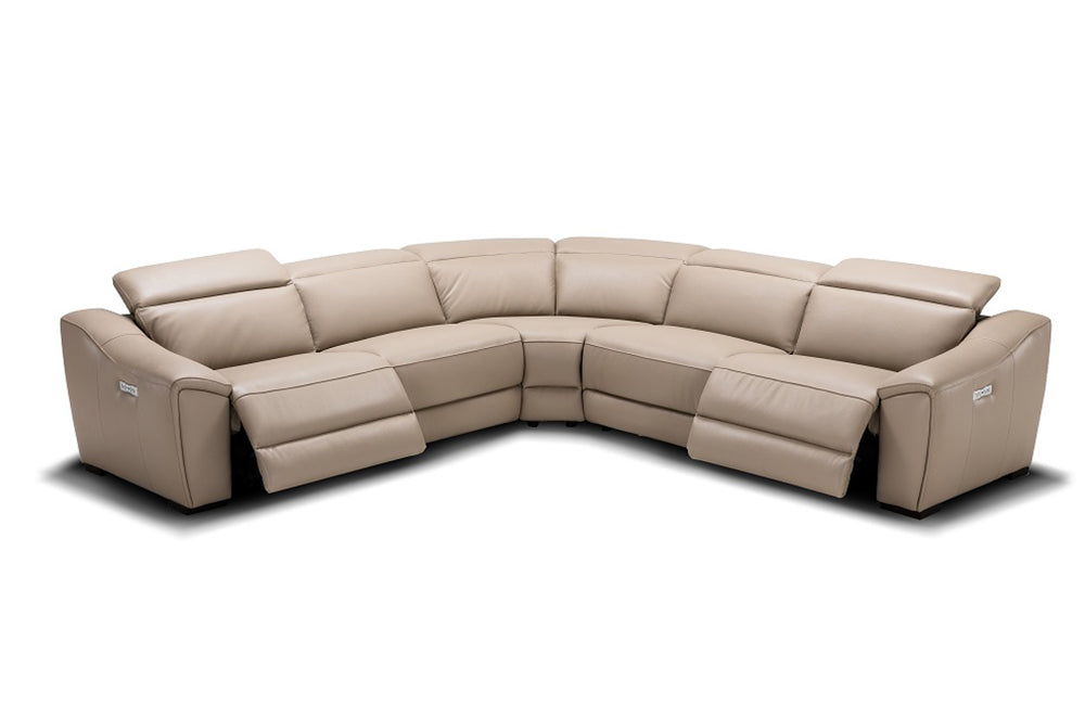 Milan Tan Motion Sectional Sofa Buy 4399 In A Modern Furniture