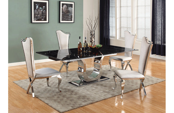 Zarah 5 PC Dining Set