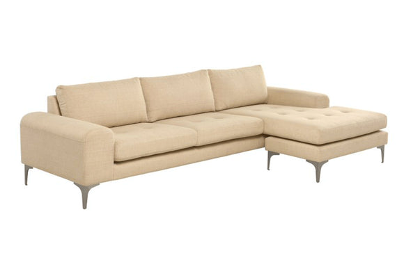 Bale Sectional Sofa Beige