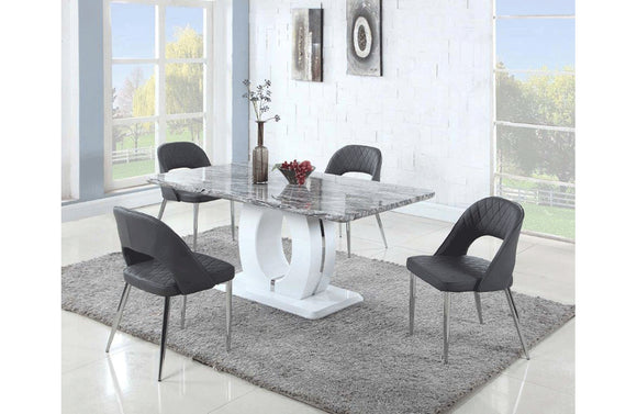 Unique 5 PC Dining Set
