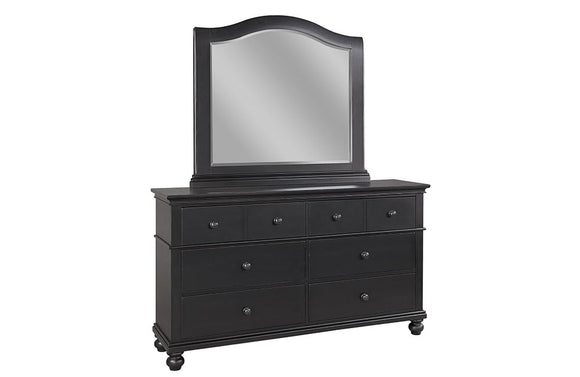 Oxford Dresser Black
