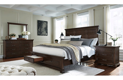 Outstanding Weston Panel Storage Bed King Buy 1110 In A Modern Home Interior And Landscaping Ologienasavecom