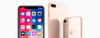 Frente a frente: iPhone X vs iPhone 8 vs iPhone 8 Plus