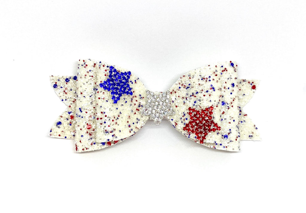 Red, White and Oh So Sparkle