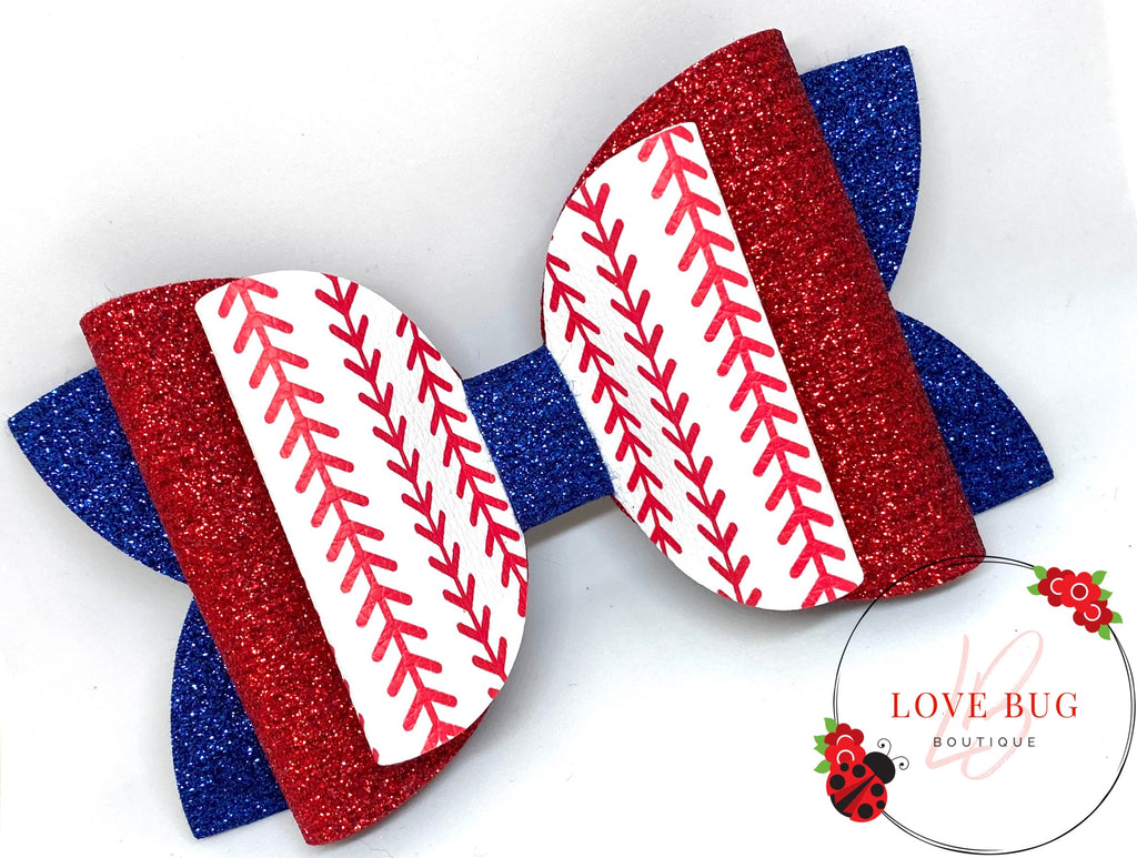CREATE YOUR OWN - Baseball Stitches Leather